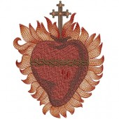 SACRED HEART OF JESUS ??16 CM