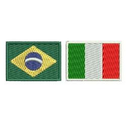 BRASIL & ITÁLIA BRASIL E VARIADAS