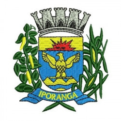 MUNICÍPIO DE IPORANGA SHIELD OF CITIES
