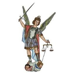 SAN MIGUEL ARCHANGEL 1 HOLY SAINTS