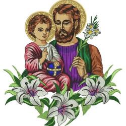 SAN JOSE 35 CM JESUS
