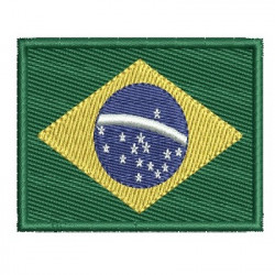 BRASIL 7 CM BRASIL E VARIADAS