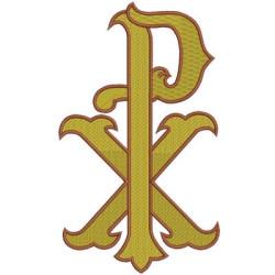 CRISTOGRAMA PX 22,5 CM EUCARISTIA