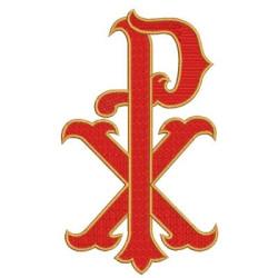 CRISTOGRAMA PX 16 CM EUCARISTIA