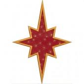 STAR OF APPLIQUE CHRISTMAS