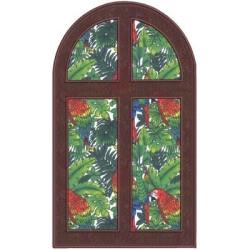 WINDOW APPLIQUE 20 CM
