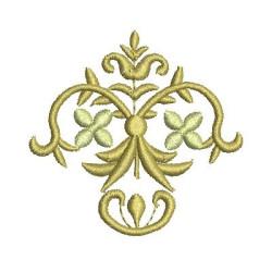 BRANCH 6.5 CM GOLDEN DELICATE