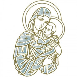 OUR LADY CAST OF PERPETUAL HELP 23 CHASUBLES & GALLON