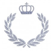 FRAME WITH CROWN 16