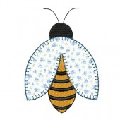 APPLIQUE BEE