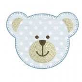 BEAR APPLY APPLIQUE