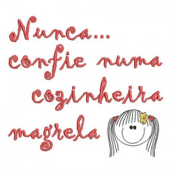 COZINHEIRA MAGRELA