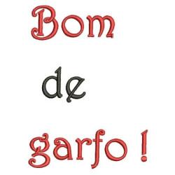 BOM DE GARFO!