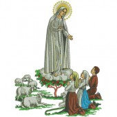 OUR LADY OF FATIMA BIG 2