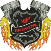 HONDA MOTORCYCLES 15 CM