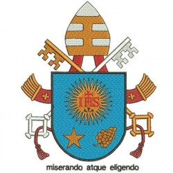 ESCUDO DO PAPA FRANCISCO ESCUDOS