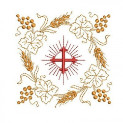 UVAS Y TRIGOS 13 MARCOS RELIGIOSOS