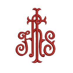 JHS COM CRUZ 8 CM JHS & IHS