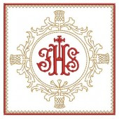 5 EMBROIDERED ALTAR CLOTHS - 31