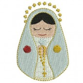 OUR LADY OF THE MYSTIC ROSE