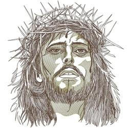 JESUS  20 CM CONTORNO LEVE