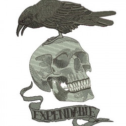 EXPLENDABLE - 20 CM
