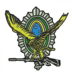 COAT OF BRAZILIAN ARMY