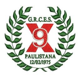 G.R.C.E.S. X9 PAULISTANA