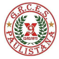 G.R.C.E.S. X9 PAULISTANA 2