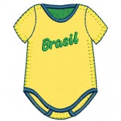 BODY BRAZIL WITH APPLICATION