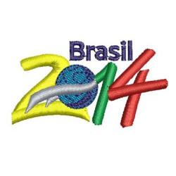 BRASIL 2014 - 6 CM BRASIL