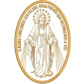 OUR LADY MEDAL OF GRACE 18 CAST