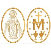 OUR LADY MEDALS OF GRACE