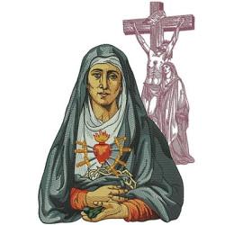 NS DE DOLOR CON JESÚS CRUCIFICADO 1 JESUS