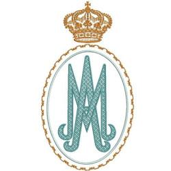 MEDAL MARIAN 2