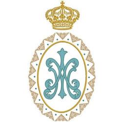 MEDAL MARIAN 3