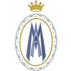 MEDAL MARIAN 4