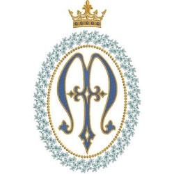 MEDAL MARIAN 7