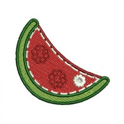 WATERMELON DECORATED