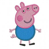 GEORGE PIG 7 CM
