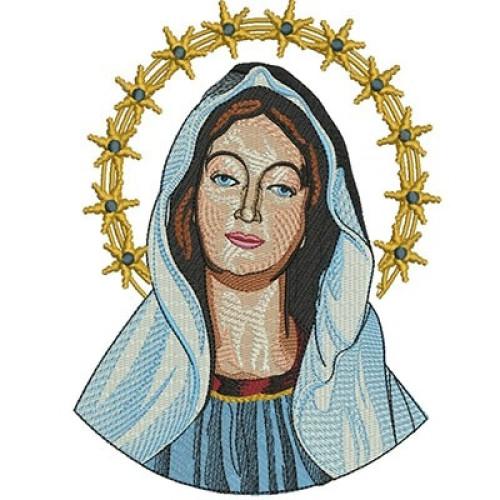 Nossa Senhora Das Gracas Rosto