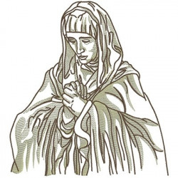 OUR LADY OF SORROWS CONT 1 SAINTS SKIRTED