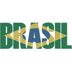 BRASIL 27 CM TURISMO