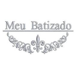 MY BATIZADO 9.5 CM BAPTIZED FRAMES