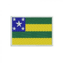 SERGIPE BRAZILIAN STATES 6 CM