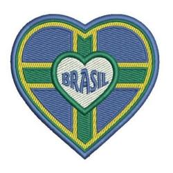 BRASIL 8 CM TURISMO