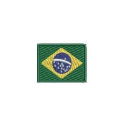 BRAZIL CM 3.5 STARS AND VARIED