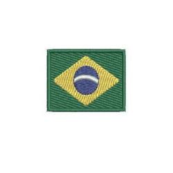 BRASIL 4 CM BRASIL