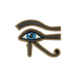 EYE OF HORUS LEFT ESOTERIC
