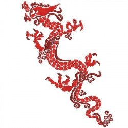 DRAGON ORIENTAL SMALLER ESOTERIC